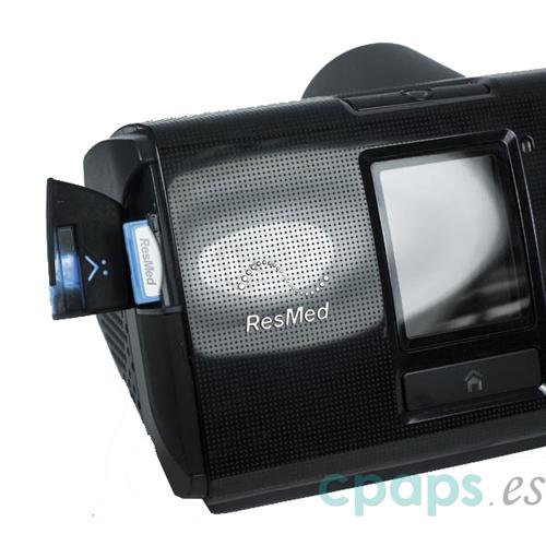 Tarjeta SD de Resmed Airsense Autoset para apnea del sueño