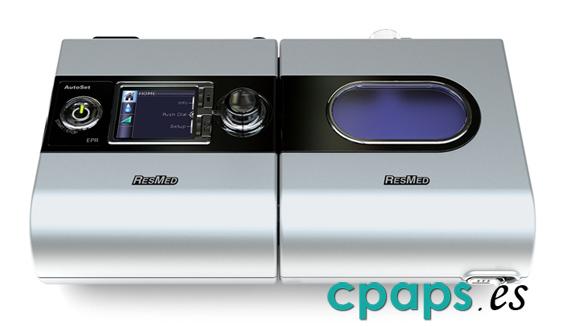 APAP Resmed s9 Autoset para apnea del sueño