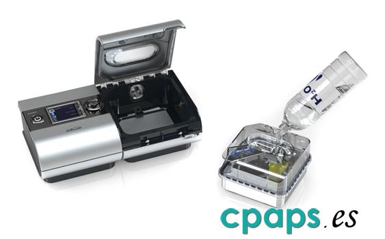 Humidificador APAP Resmed s9 Autoset para apnea del sueño