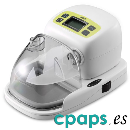 CPAP con humidificador Apex XT-III