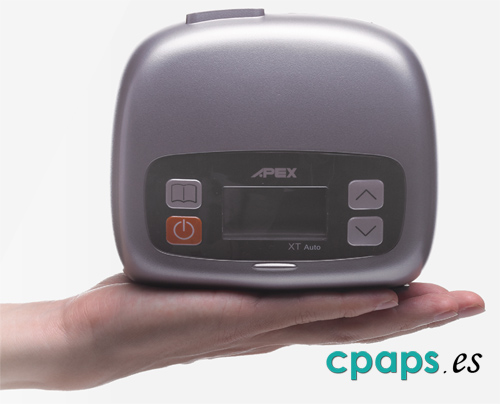 CPAP de viaje Apex XT Sense