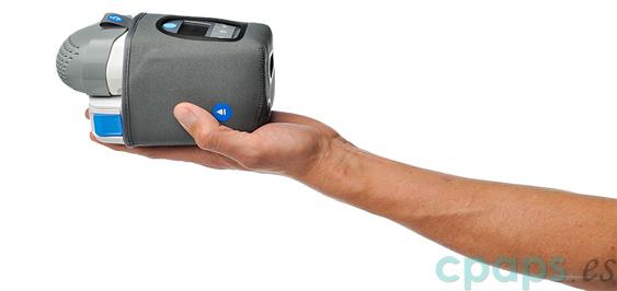 Alquiler de CPAP de viaje Breas Z1 con batería PowerShell