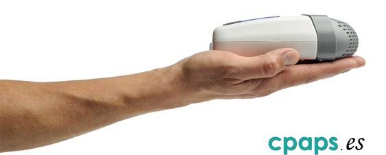 CPAP Breas Z1 fabricado por HDM