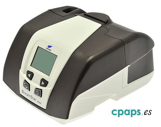 CPAP Sefam DreamStar Intro