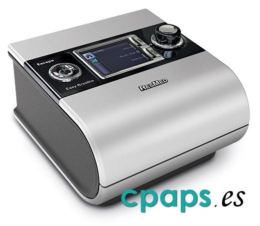 CPAP Resmed s9 Escape para apnea del sueño