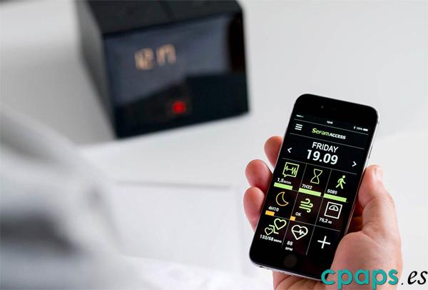 Software fácil Sefam Sleep Box