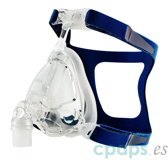 Interface para CPAP Breeze Facial+ de Sefam