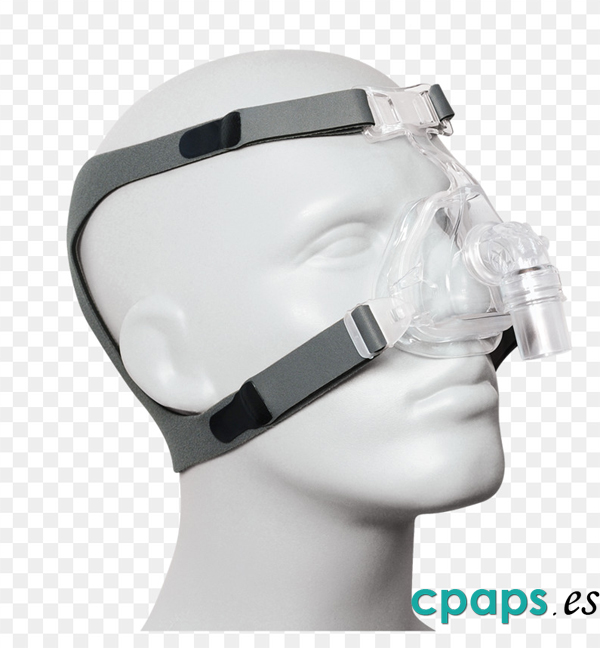 Máscara Sefam Breeze Nasal en maniquí