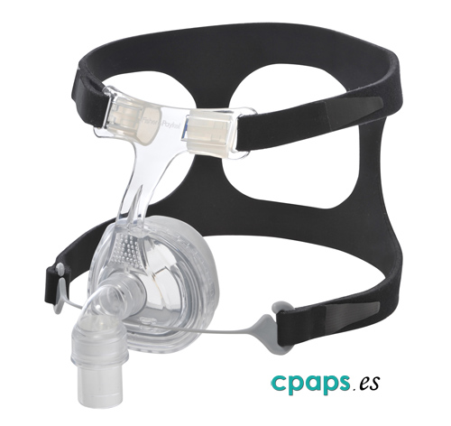 Mascarilla CPAP nasal Zest de Fisher and Paykel
