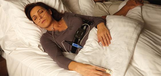 Polisomnografía, estudio del sueño