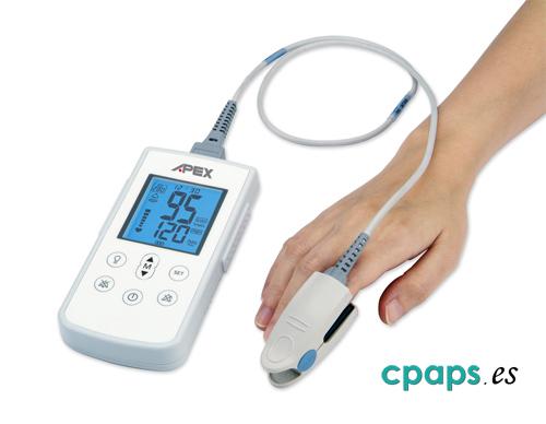 Pulsioxímetro BiPPEX Pro