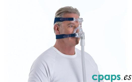 Máscara Mirage Micro para CPAPs de Resmed en persona