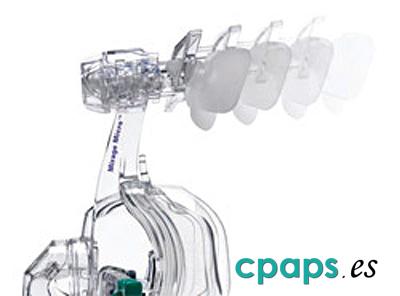 Máscara nasal para CPAPs Resmed Mirage Micro 16349