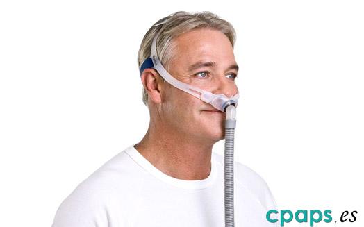 Almohadilla nasal Swift FX de Resmed para máquinas CPAP