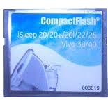 Tarjeta Compactflash para CPAP Breas isleep