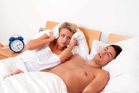 Detectar la apnea del sueño
