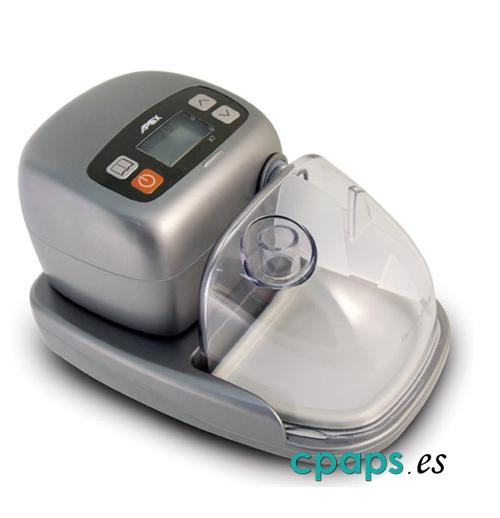 CPAP con humidificador Apex XT-Fit