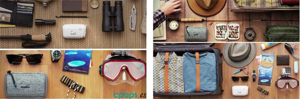 CPAP para viaje