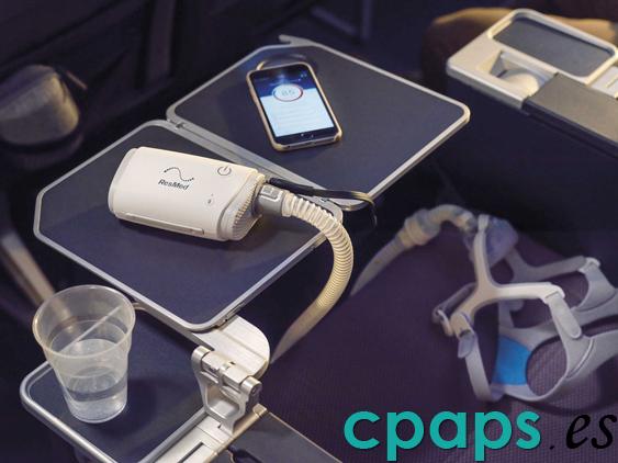 AirMini para viajes en avión