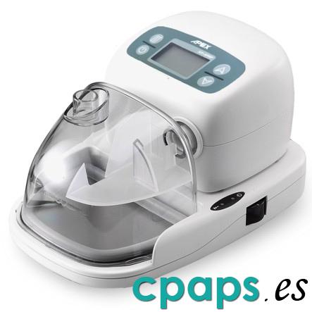 CPAP con humidificador Apex XT-Auto