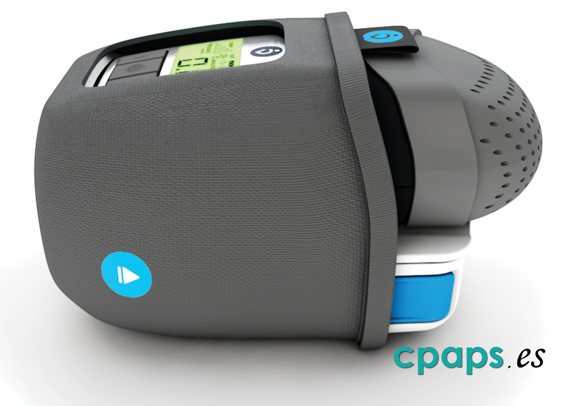 Auto-CPAP Breas Z1 Auto con batería y PowerShell