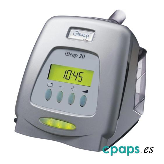 CPAP Breas isleep 20 para el tratamiento de la apnea del sueño