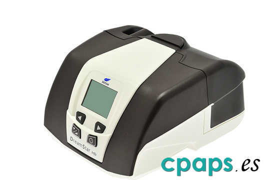 CPAP Sefam DreamStar Info