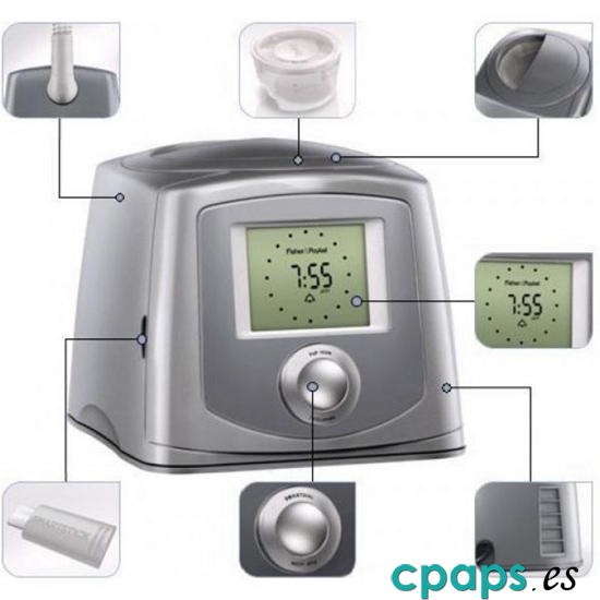 CPAP Icon+ Novo de Fisher and Paykel