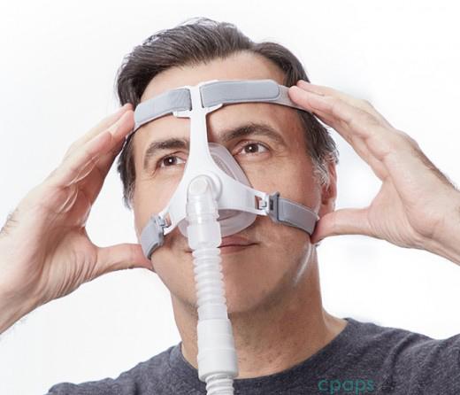 Máscara CPAP Wizard 310