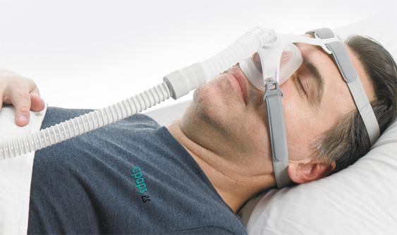 Máscara para apnea de sueño Wizard 310