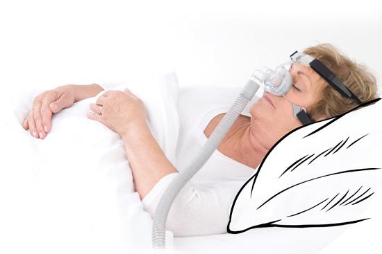 tubo thermosmart con mascarilla para CPAP icon de Fisher